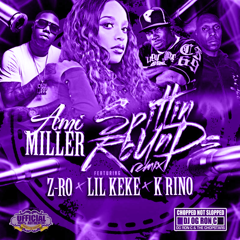 Ami Miller - Spittin Rounds Remix Cover Purple.jpg