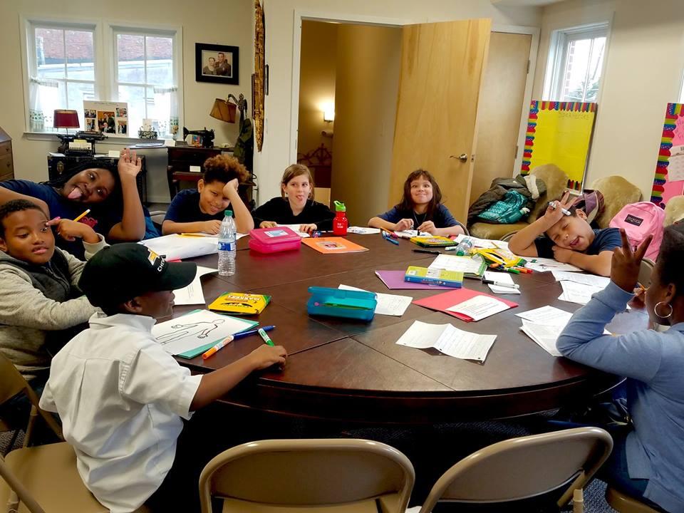 Camden Kids at work.jpg