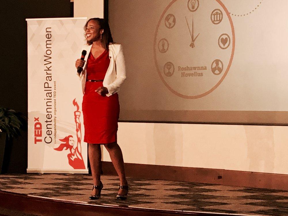 TEDx Centennial Park Women