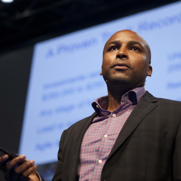 Marlon Nichols, General Partner at Cross Culture Ventures