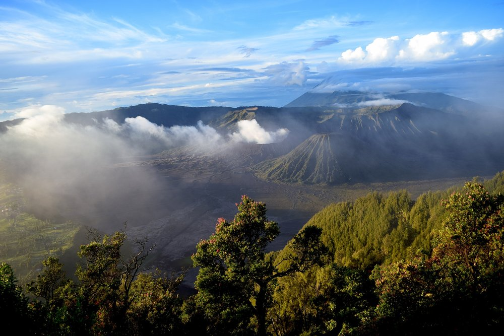INDONESIA - Adventure in Jakarta and Yogyakarta, ambitiously hike volcanoes, participate in a social impact scavenger hunt and travel with the bold adventurer, Kevin Hodgon.