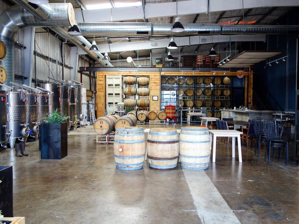 The Austin Winery at The Yard development in South Austin (Credit:  Susannah Haddad )