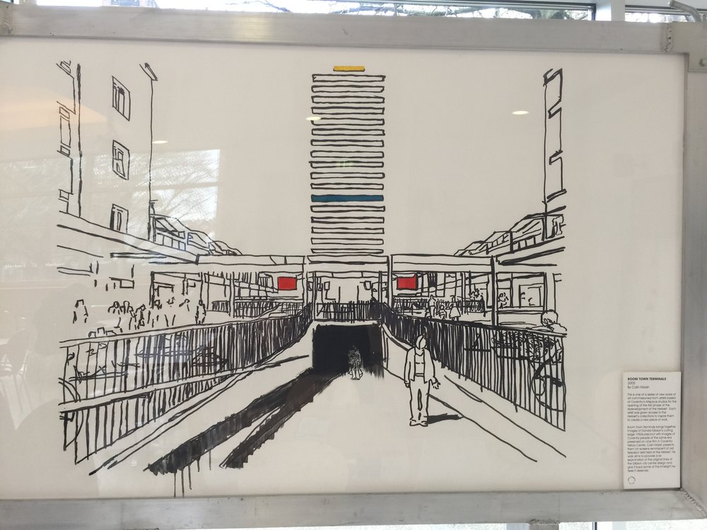 coventry precinct artwork