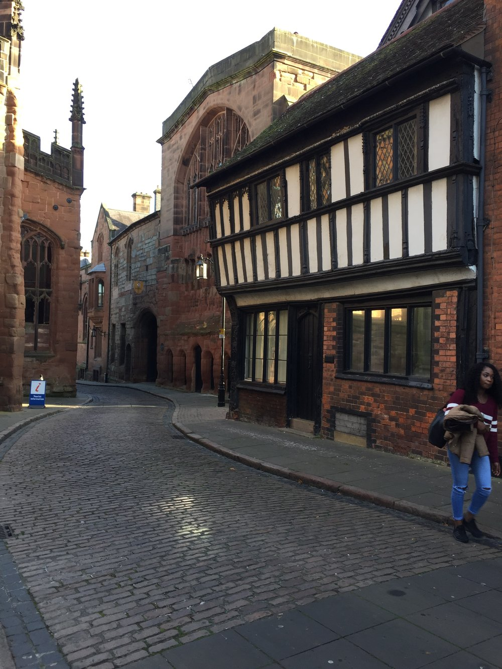 bayley lane st marys guildhall coventry