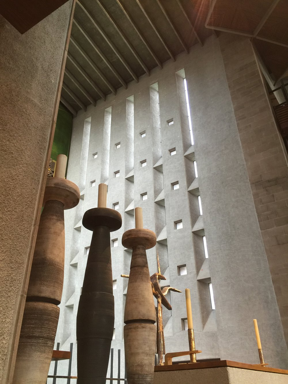 coventry cathedral interior design