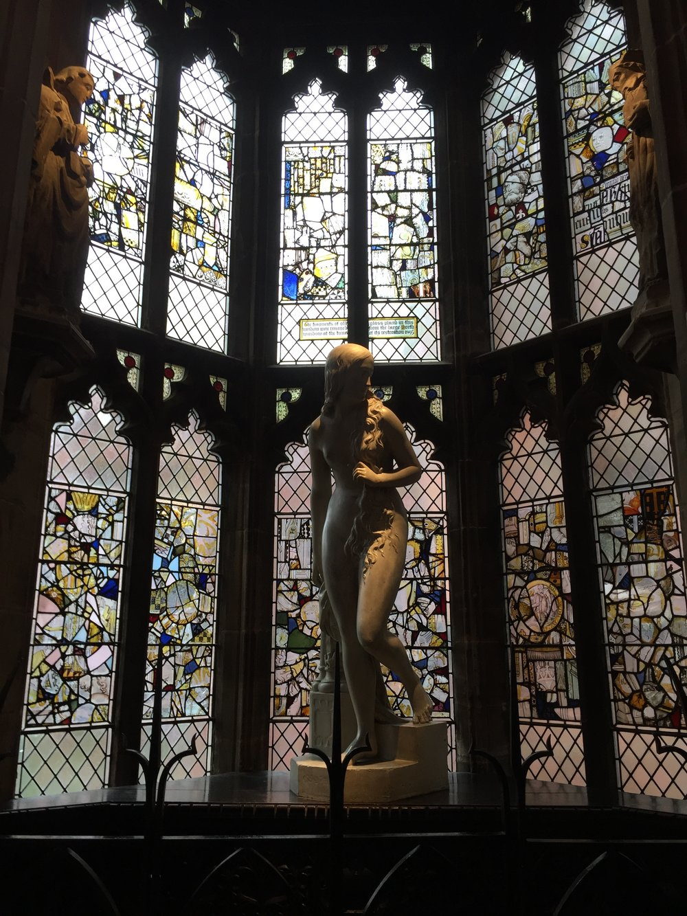 godiva statue st marys guildhall coventry