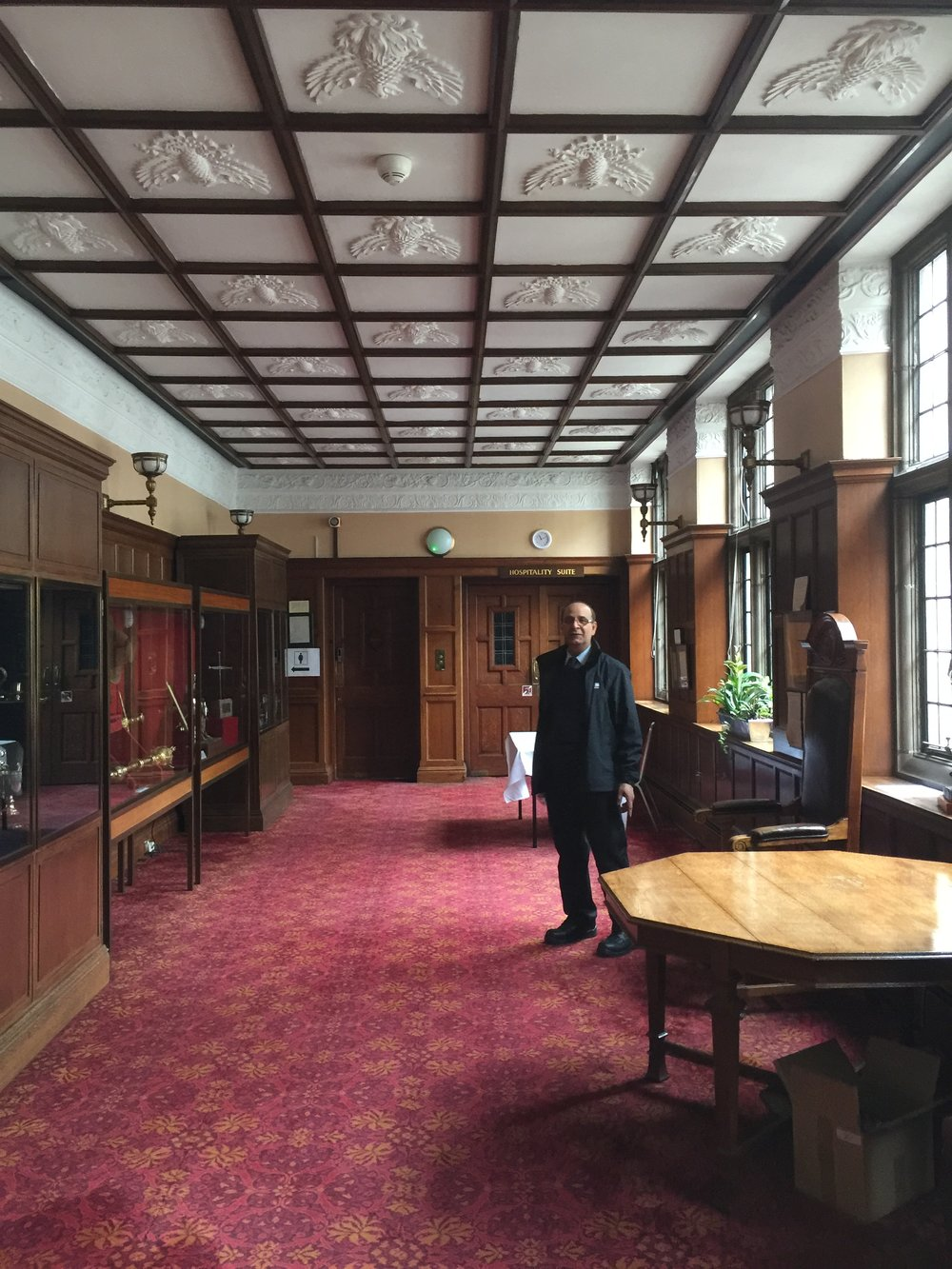 guided visit coventry council house