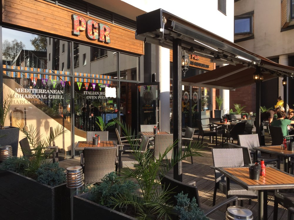 pgr pizza grill restaurant coventry priory square