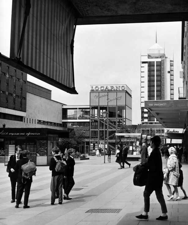 smithford way locarno 1960s coventry