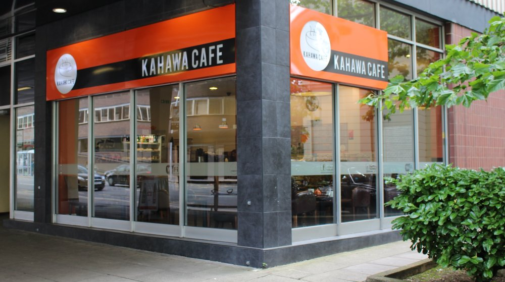 kahawa coffee bar new union st coventry