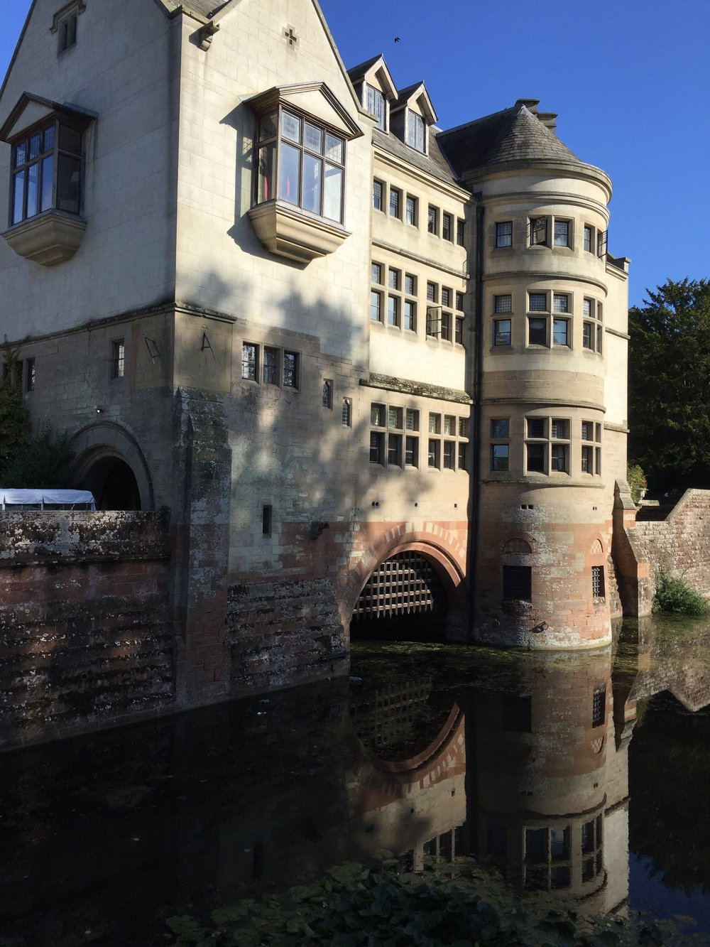coombe abbey hotel moated frontage coventry