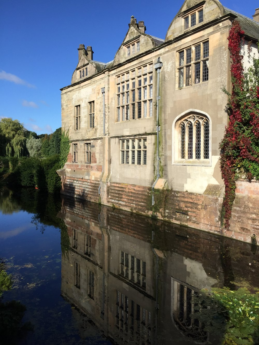 coombe abbey moated frontage south facing coventry