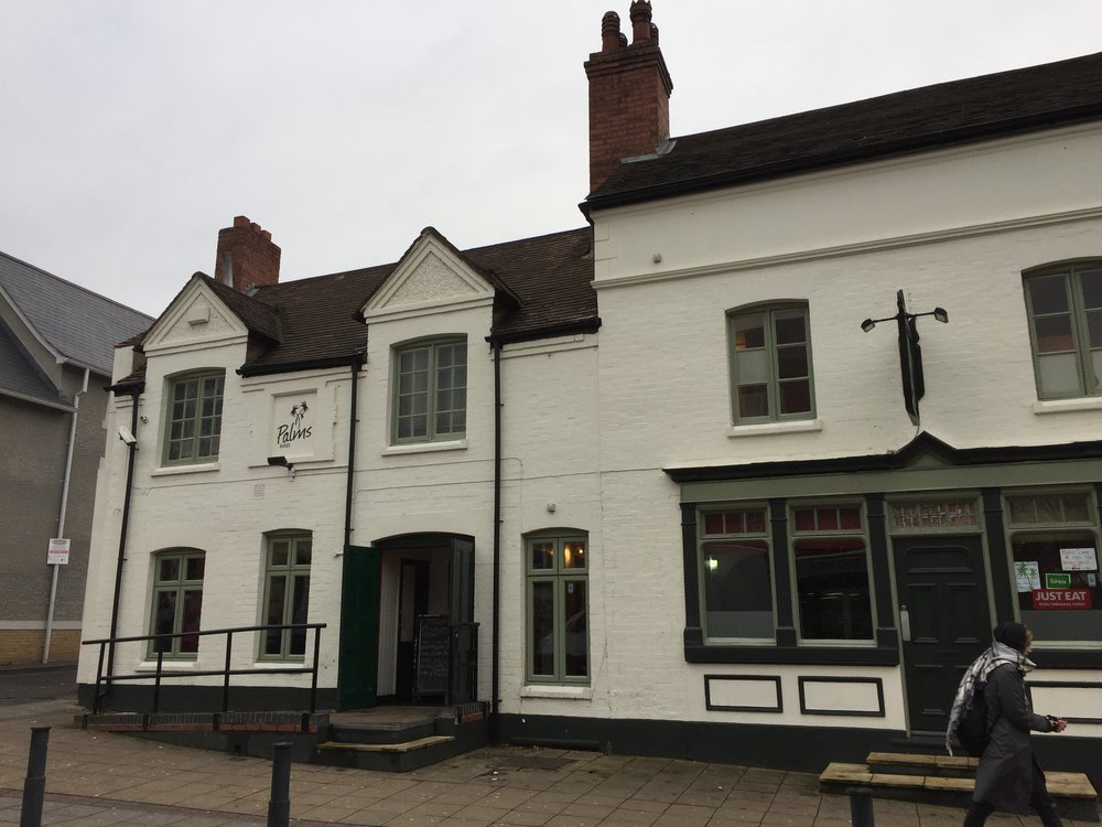 FARGO RESTORATION HERTFORD ARMS COVENTRY