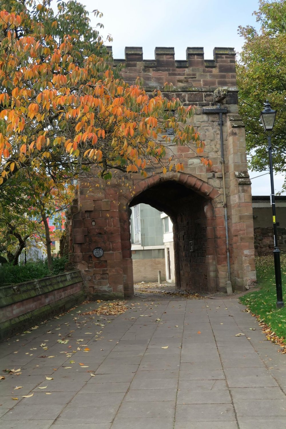 cook st gate tourist attraction coventry