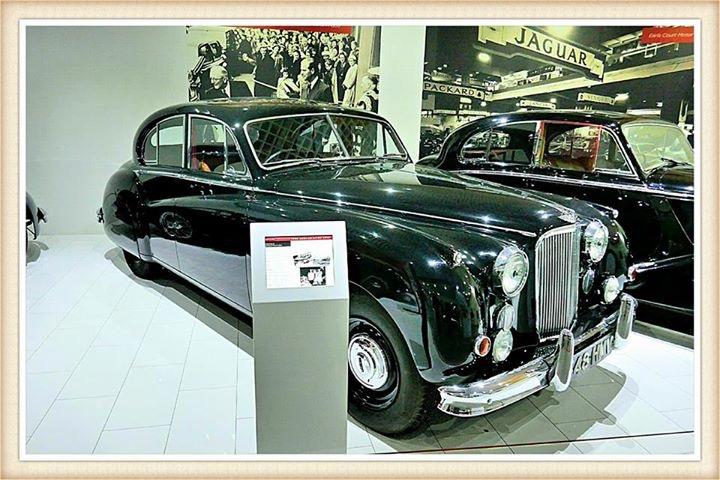 jaguar cars coventry tourist centre