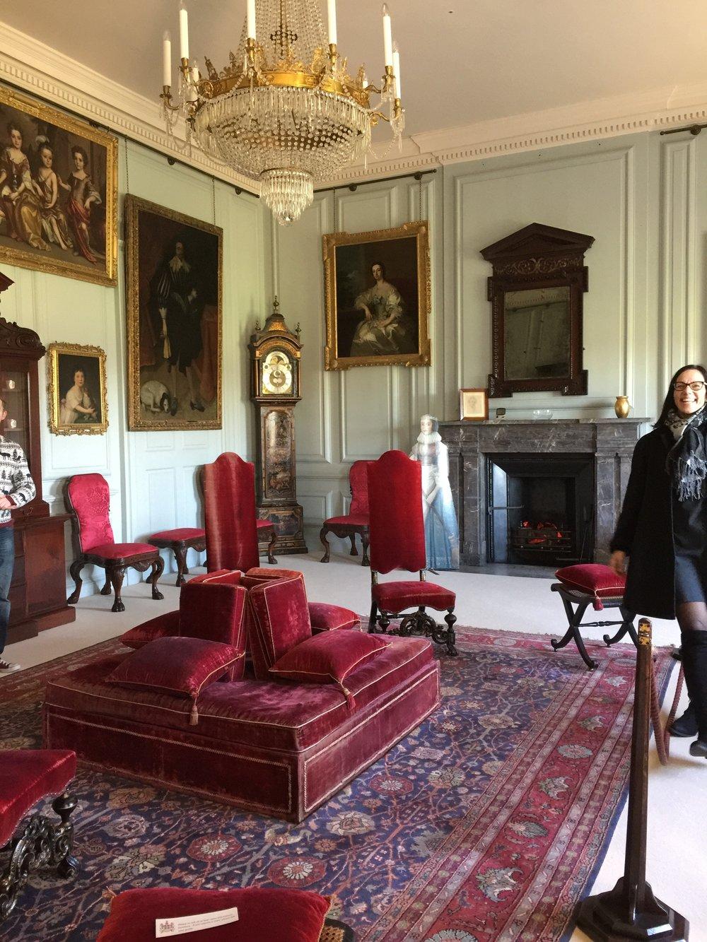 queen victoria visit stoneleigh abbey