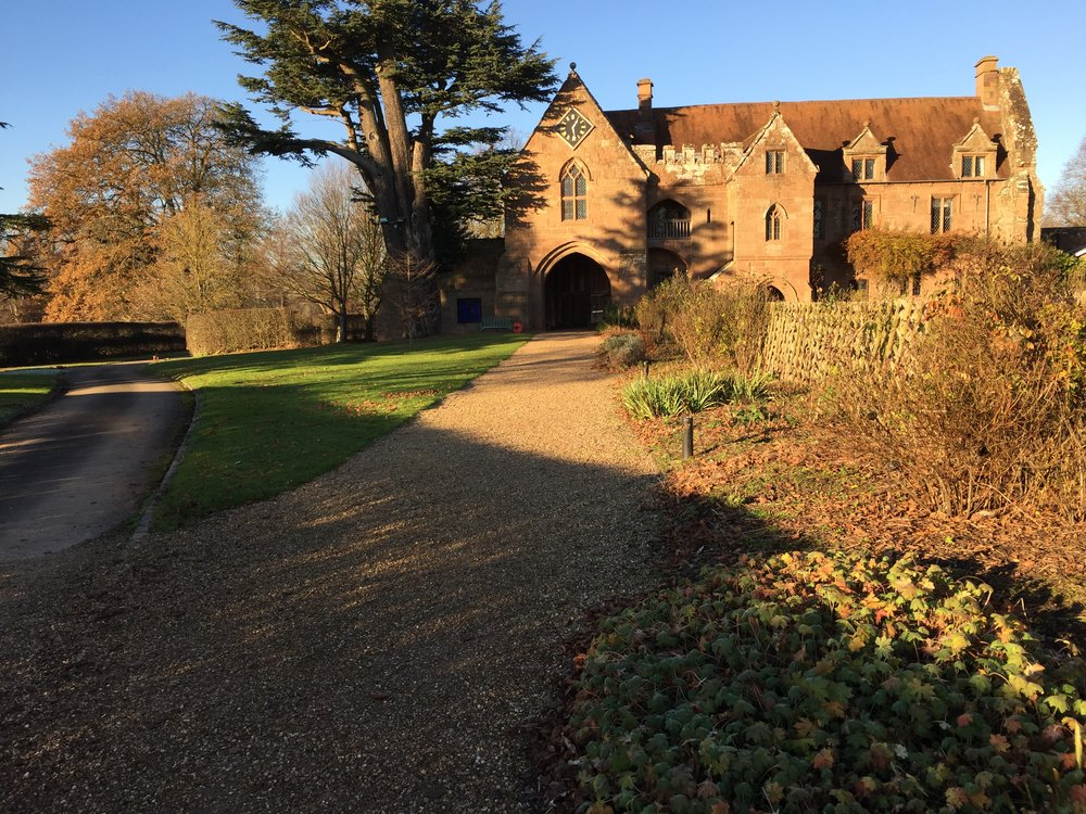 13th c monastery stoneleigh