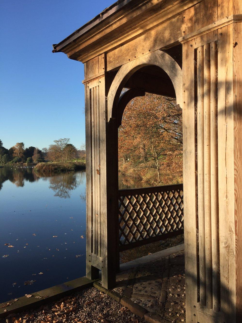 river avon stoneleigh abbey