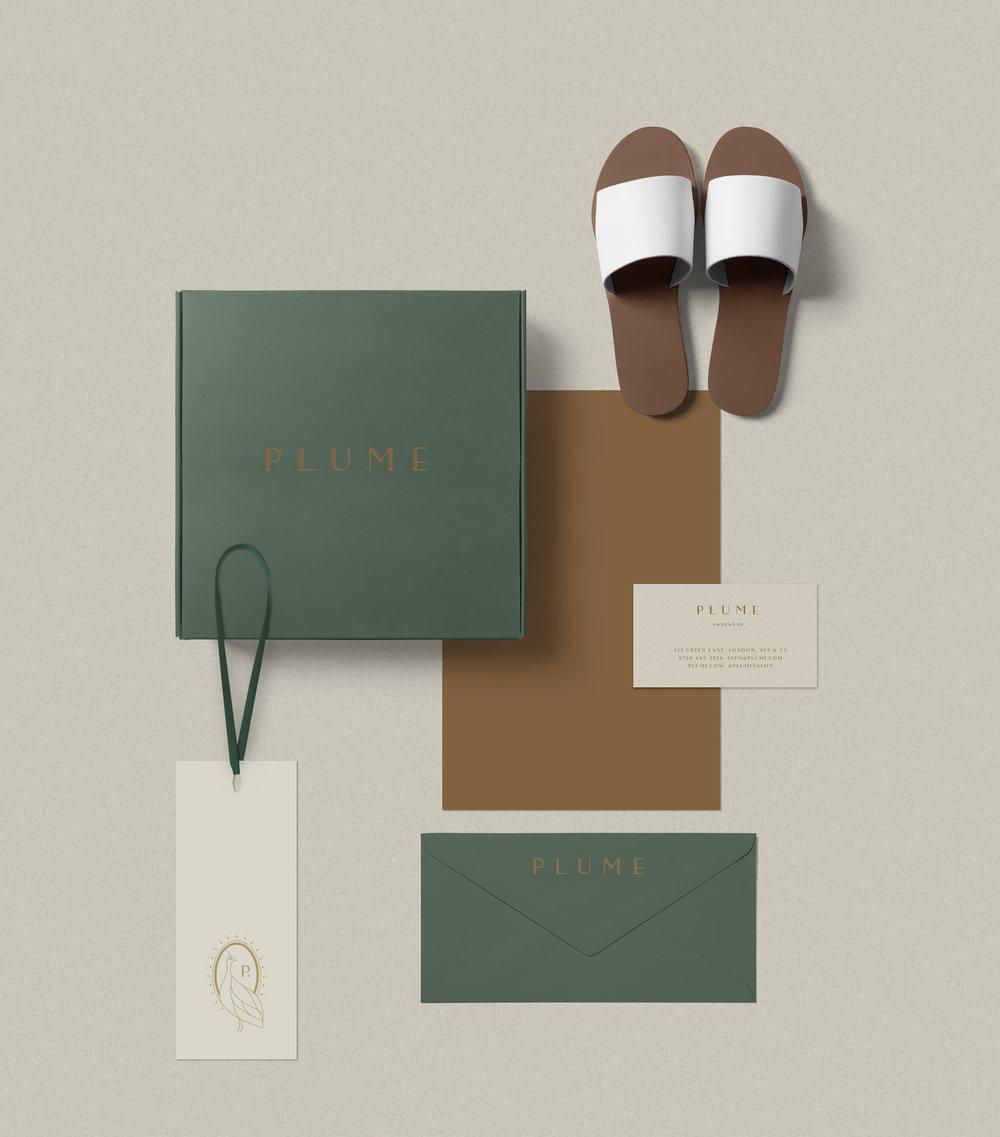 PLUME-swimwear-branding-stationary-pacakging-design-loolaadesigns.jpg
