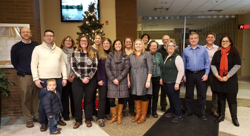 Richfield Foundation 2016 Grant Recipients - December 13, 2016