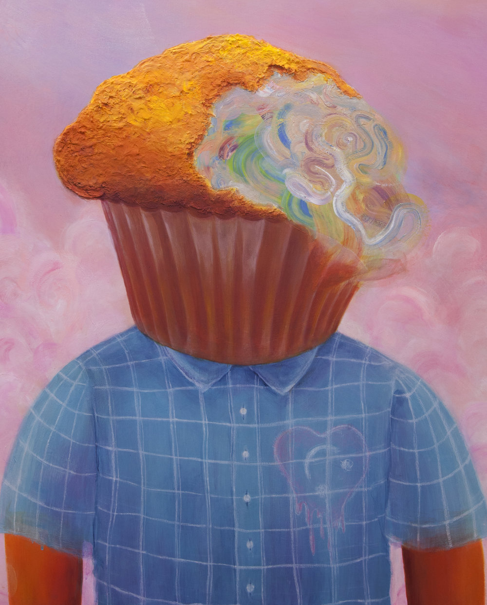 I will be Your Muffin Man with Any Flavor You Want
