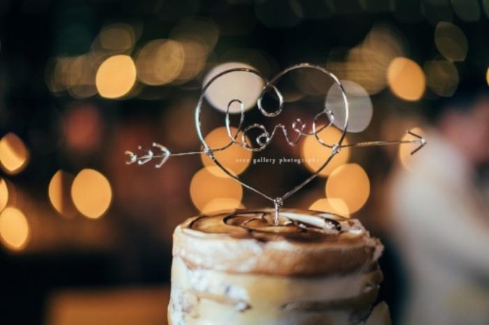 lemon meringue wedding cake