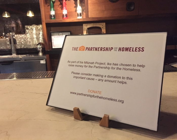 The Partnership for the Homeless