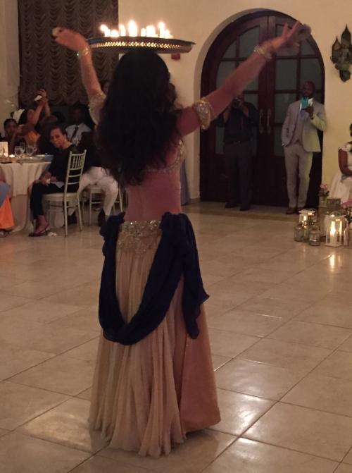 belly dancer Douglaston Manor