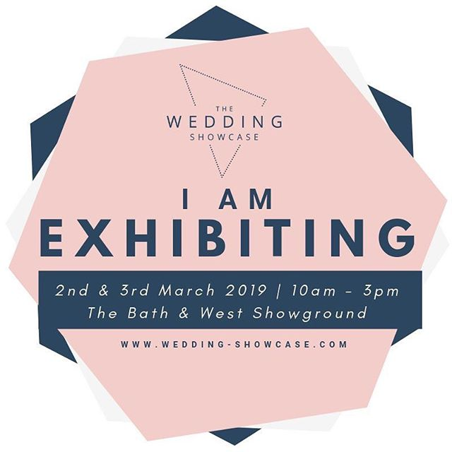 Really excited to be at @thewedshowcase again! Looking forward to meeting lots of new couples 📷 Book your tickets now via the link @thewedshowcase ✨  #somersetweddingphotographer #weddingphotographer #bridetobe #weddingportrait #brideandgroom #justmarried #makemoments #portraits_ig #photobugcommunity #theknot #wedphotoinspiration #weddingshow #weddingfayre