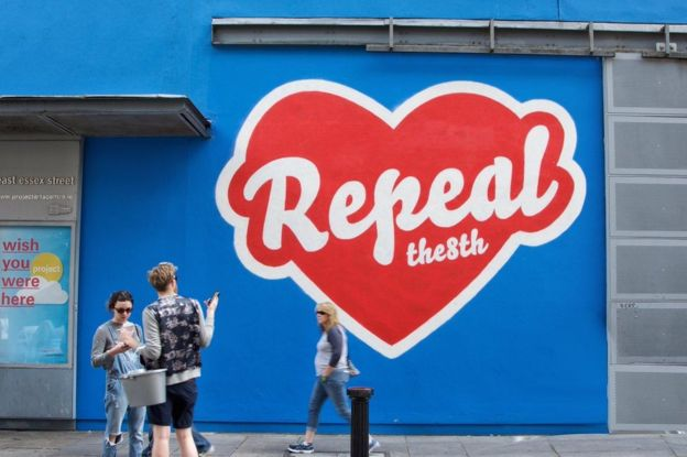 ABORTION IN IRELAND: THE FIGHT FOR CHOICE
