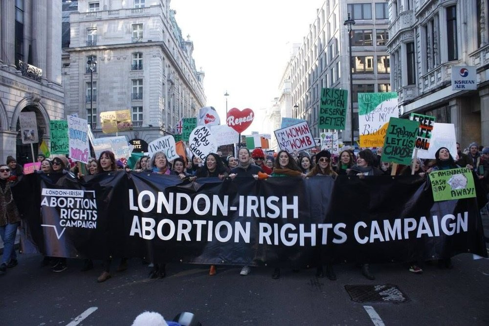 THESE WOMEN HAVE HAD ENOUGH OF IRELAND'S ABORTION BAN