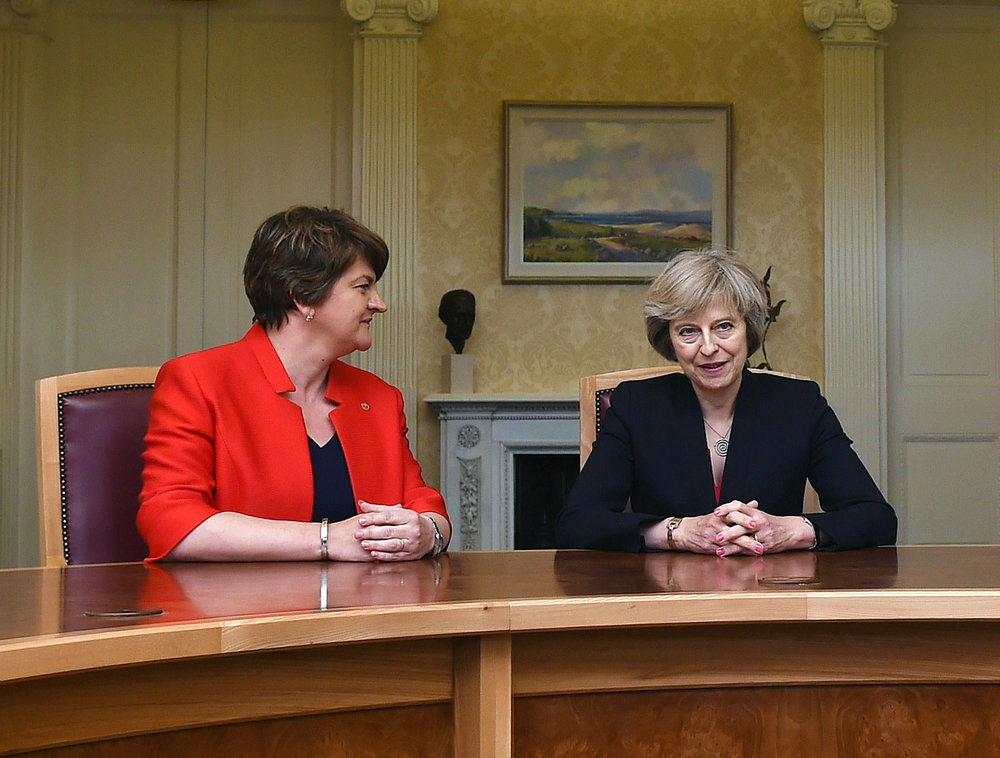 I GREW UP IN A SAFE DUP SEAT - BRITAIN IS IN FOR A SHOCK