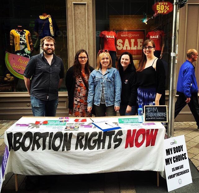 Kylie Noble-How the Death of Savita made me pro-choice
