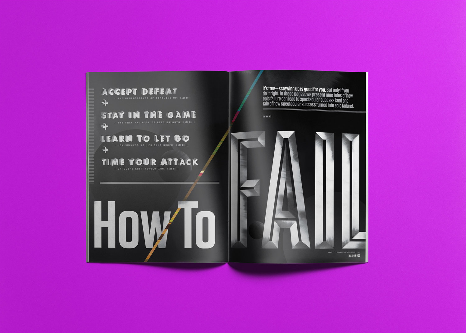 WIRED Features — Knell & Co.