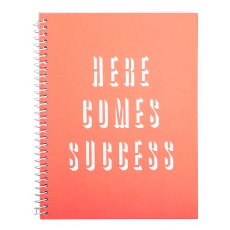 Denne inspirerende notatboken finnes hos Lagerhaus til 29kr.