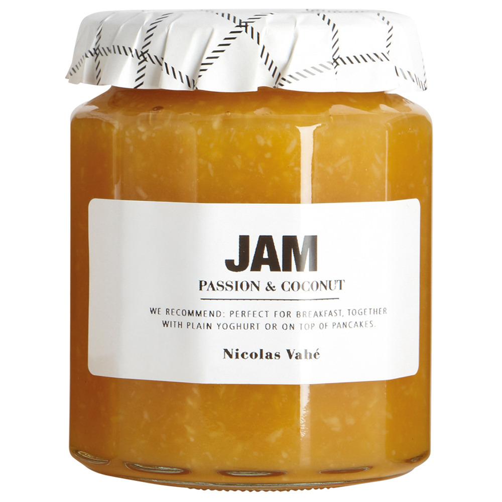 Deilig marmelade fra Nicolas Vahe til 109kr