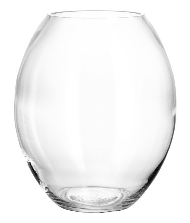 Stor kul vase fra HM Home til 199kr.