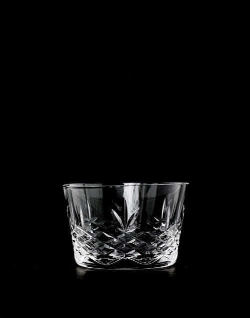 Frederik Bagger Crispy Bowl 1 i blyfri kyrstallglass.