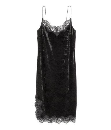 Slip-in kjole fra HM.