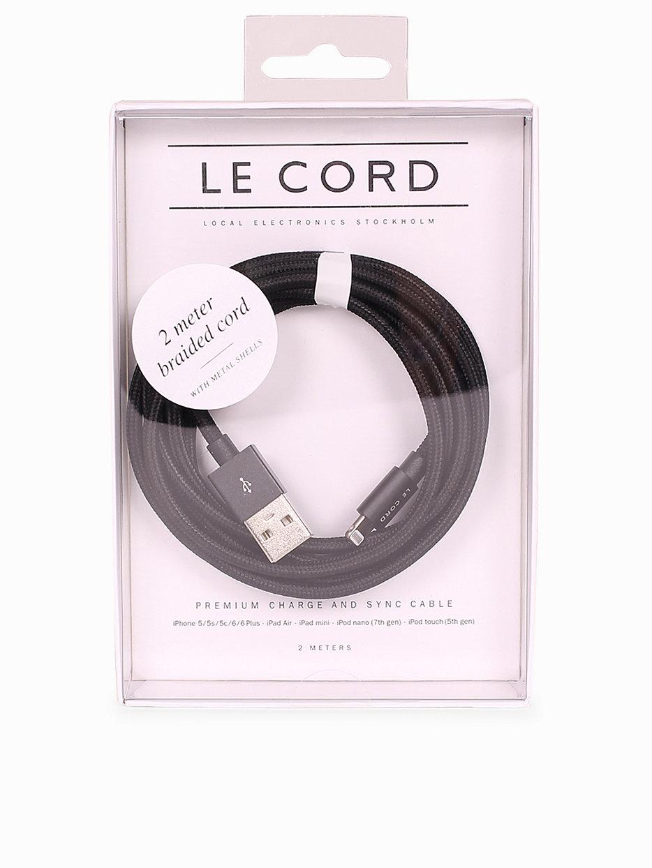 Le Cord 2m til 299kr.