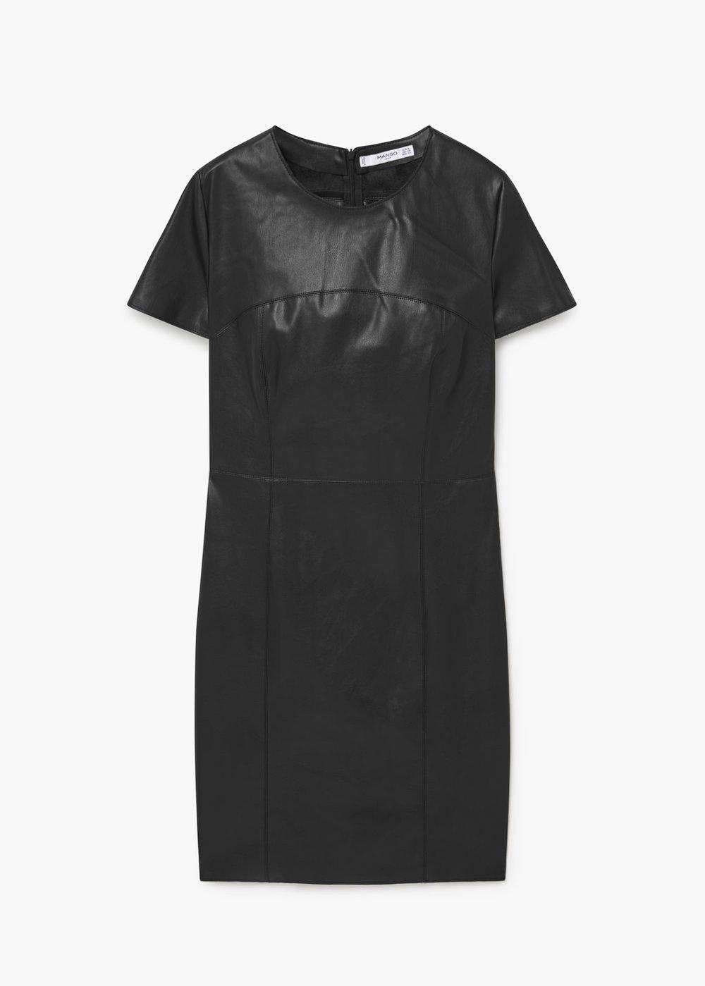Kjole fra Mango til 499kr.