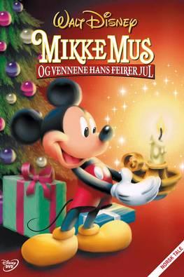 Mikke Mus og vennene hans feirer jul vekker gode minner.