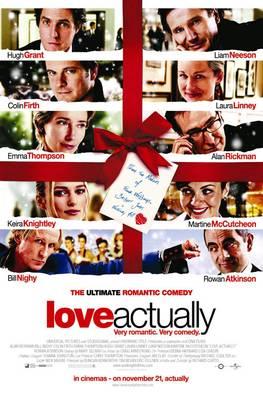 Love actually er en fin klassiker.