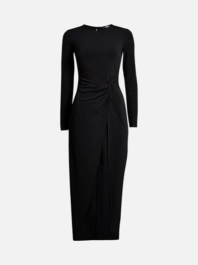 Twist dress fra BikBok til 349kr
