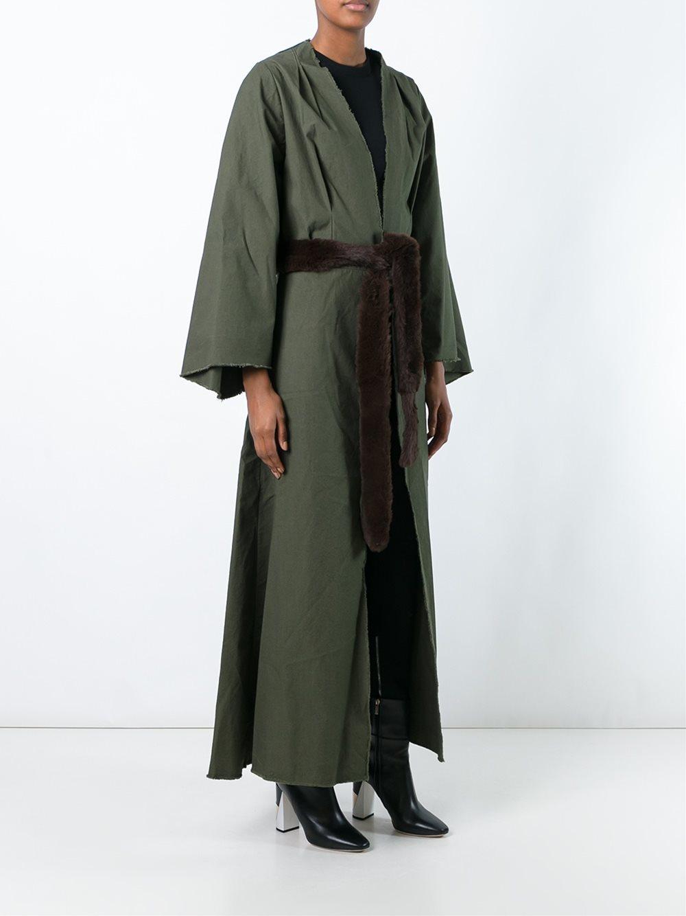 Long Kimono coat