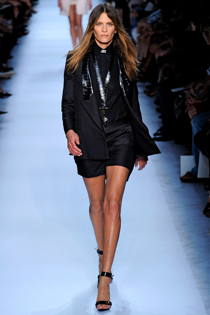 Givenchy Spring 2012 Ready-to-wear