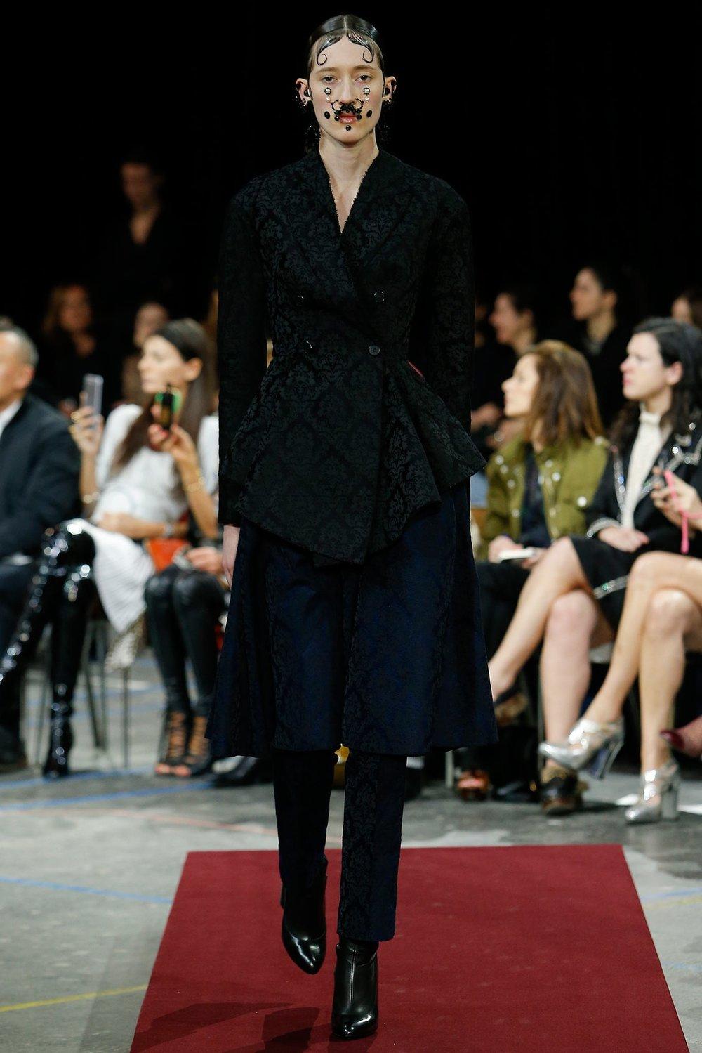 Givenchy Fall 2015 Ready-wear
