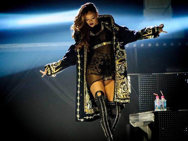 Rihanna i Givenchy