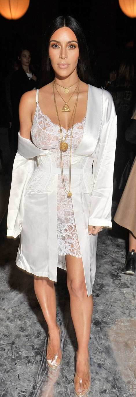 Kim Kardashian i Givenchy