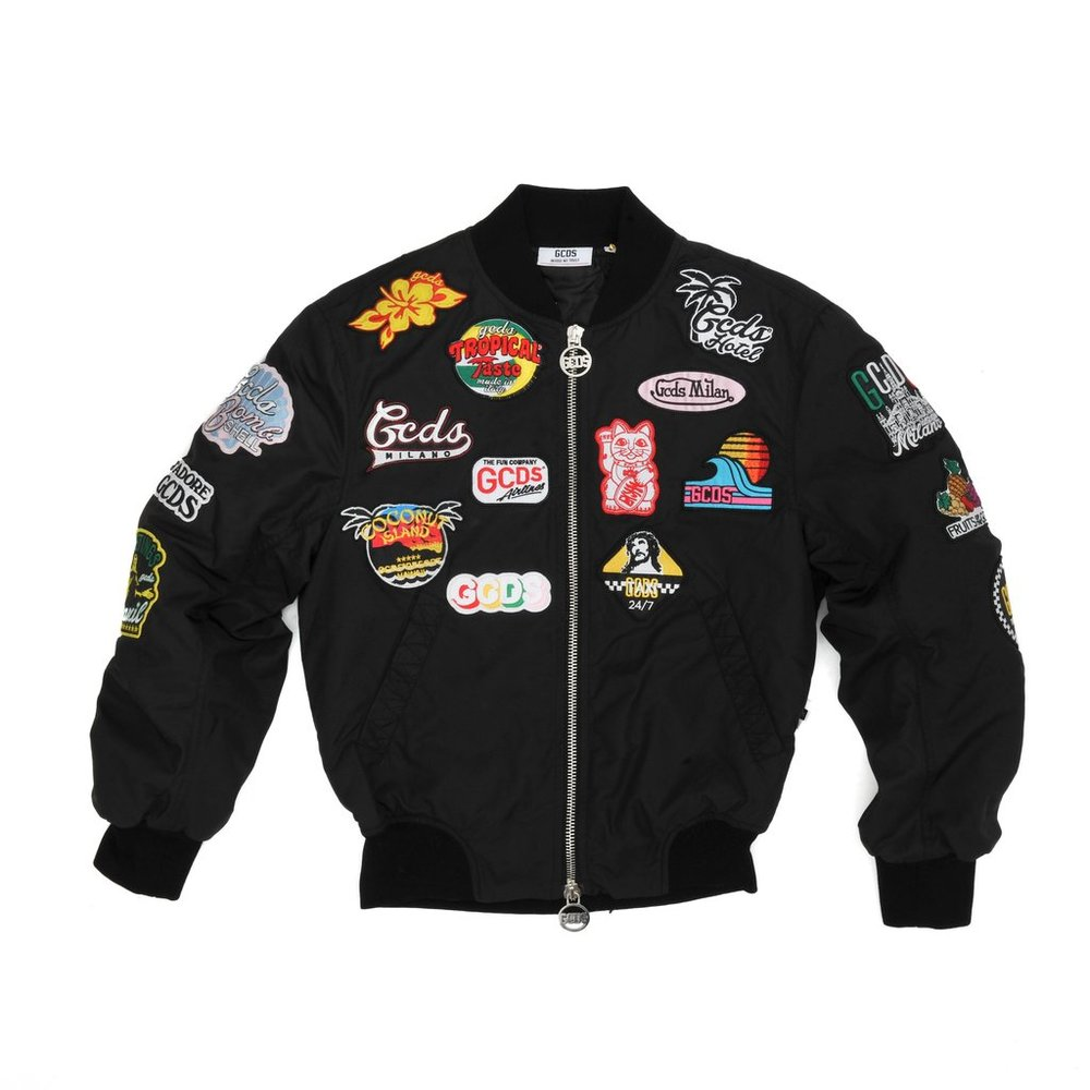 Bomber Patch